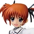 Mahou Shoujo Lyrical Nanoha The Movie 2nd A's DXF Figure: Takamachi Nanoha School Uniform Ver.