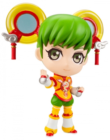 главная фотография Ichiban Kuji Kyun Chara World Tiger & Bunny #01: Dragon Kid