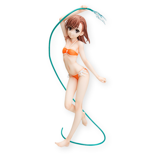 Misaka Mikoto DX Swimsuit Ver. - My Anime Shelf