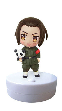 главная фотография Speaker Mascot Hetalia The Beautiful World: China