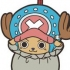 One Piece Tsumamare Pinched Strap: Tony Tony Chopper in Bag