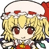 Nendoroid Plus Trading Rubber Strap Chap.1 Touhou Project: Flandre Scarlet