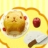 Capybara-san Kyurutto Cooking BOX: Apple pie