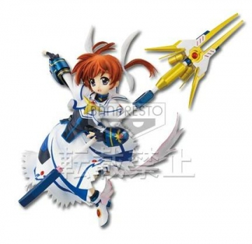 главная фотография Ichiban Kuji Premium Mahou Shoujo Lyrical Nanoha The Movie 2nd A's Vol.2: Takamachi Nanoha
