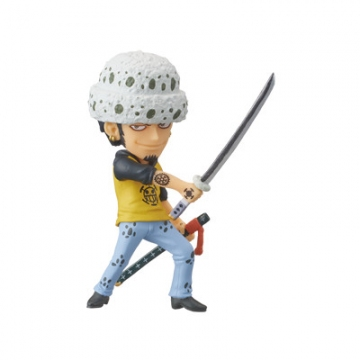 главная фотография One Piece World Collectable Figure ~Supremacy~: Trafalgar Law