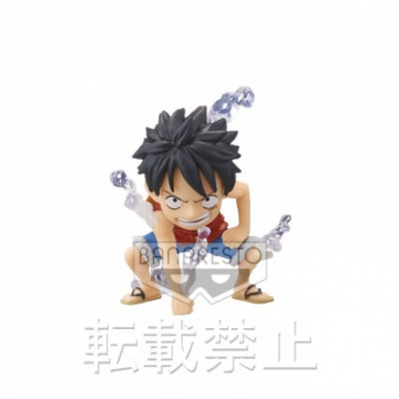 главная фотография One Piece World Collectable Figure ~Supremacy~: Monkey D. Luffy
