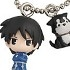 Hagane no Renkinjutsushi Brotherhood vol.2: Roy Mustang and Black Hayate