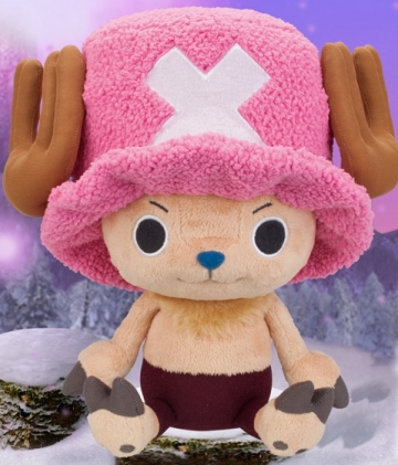 главная фотография One Piece: Tony Tony Chopper plush ver.