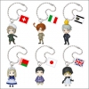 фотография Hetalia Mascot Key Chain Set #3: Romano
