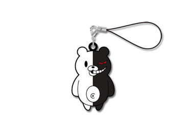 главная фотография D4 Dangan Ronpa Rubber Strap Collection Vol.1: Monokuma