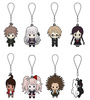 фотография D4 Dangan Ronpa Rubber Strap Collection Vol.1: Monokuma