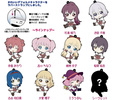 фотография YuruYuri 2nd Season - Petanko Trading Rubber Strap: Secret