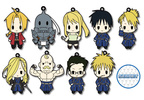 фотография D4 Fullmetal Alchemist Rubber Strap Collection Vol.1: Maes Hughes