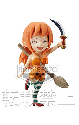 главная фотография One Piece World Collectable Figure ~Halloween Special 2~: Nami