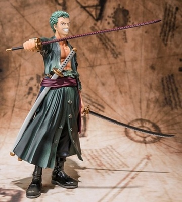 главная фотография Figuarts ZERO Roronoa Zoro The New World Special Color Edition