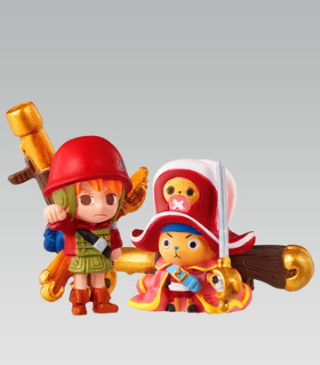 главная фотография One Piece Collection Film Z Adventure in the New World: Nami & Chopper