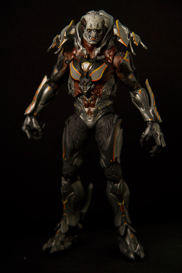 главная фотография Halo 4 Action Figure Series 2 Deluxe: Didact