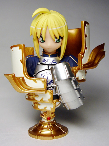 главная фотография Fate/stay night Bust Collection: Saber