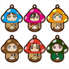 фотография Charanoko Attack on Titan Rubber Strap: Levi