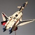 Macross Variable Fighters Collection #1: YF-19 Fighter mode Ver.