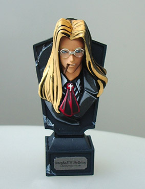 главная фотография HELLSING K&M BustUp Model Series CROSS: Integra