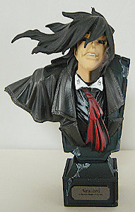 главная фотография HELLSING K&M BustUp Model Series CROSS: Alucard