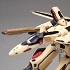 Macross Variable Fighters Collection #1: YF-19 Gerwalk mode Ver.