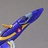 Macross Variable Fighters Collection #2: YF-21 Fighter mode