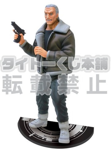 главная фотография Kuji Honpo Ghost in the Shell S.A.C.: Batou