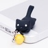 Nyanko Earphone Jack: Jump Black Ver.