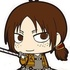 Shingeki no Kyojin Rubber Strap Collection: Ymir