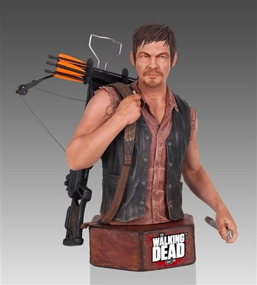 главная фотография The Walking Dead Mini Bust: Daryl Dixon