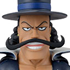 One Piece World Collectable Figure vol.33: Vista