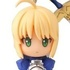 Capsule Fortune Fate/Stay Night: Saber Choukichi ver.
