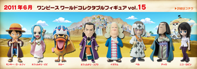 фотография One Piece World Collectable Figure Vol. 15: Vivi