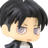 Deformed Mini Shingeki no Kyojin Chimi Chara Mascot 2: Levi Casual Clothes ver.