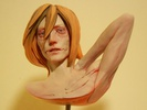 фотография Female Titan Bust