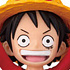 One Piece World Collectable Figure vol.23: Monkey D. Luffy