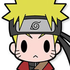 D4 NARUTO Shippuden Rubber Keychain Collection Vol.1: Uzumaki Naruto