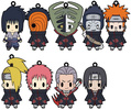 фотография D4 NARUTO Shippuden Rubber Keychain Collection Vol.2: Uchiha Sasuke