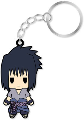 главная фотография D4 NARUTO Shippuden Rubber Keychain Collection Vol.2: Uchiha Sasuke
