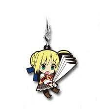 главная фотография Ichiban Kuji Fate Series 10th Anniversary Part 1 Type Moon Ace Special: Saber Rubber Strap