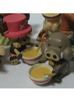 главная фотография One Piece Diorama World Part 4: Tony Tony Chopper