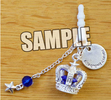 фотография Uta no Prince-sama Crown Earphone Jack: Masato Hijirikawa White Ver.