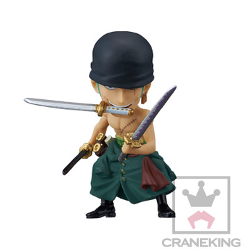 главная фотография One Piece World Collectable Figure ~The Worst Generation~: Roronoa Zoro