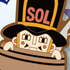 One Piece Rubber Strap Collection Barrel Colle vol.4 ~Collie Barrel Colosseum~: Thunder Soldier
