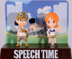 главная фотография One Piece Theater ~Various Time~: Usopp and Nami ~Speech Time~
