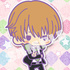Brothers Conflict Rubber Strap Collection Side A: Natsume Asahina