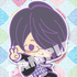 Brothers Conflict Rubber Strap Collection Side B: Azusa Asahina