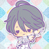 Brothers Conflict Rubber Strap Collection Side B: Iori Asahina